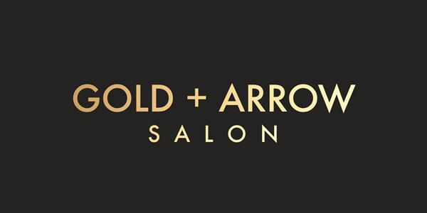 Gold + Arrow Salon