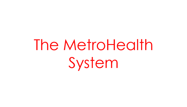 The MetroHealth System